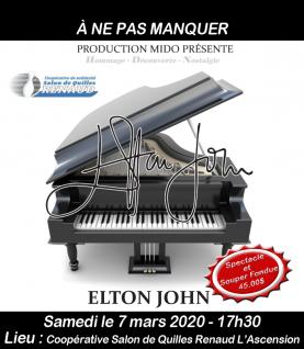 ELTON JOHN - Hommage -...